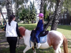 Deň detí s poníkom